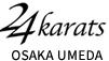 24 karats OSAKA UMEDA
